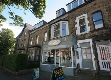Thumbnail 1 bed flat to rent in Knaresborough Road, Harrogate