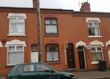 Thumbnail 3 bed terraced house for sale in Linden Street, North Evington, Leicester
