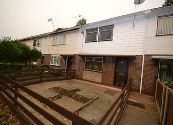 Thumbnail 3 bed terraced house to rent in Cairns Close, Nottingham