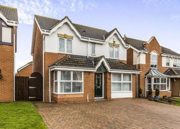 Thumbnail 4 bed detached house for sale in Carriage Walk, Eaglescliffe, Stockton-On-Tees, Durham