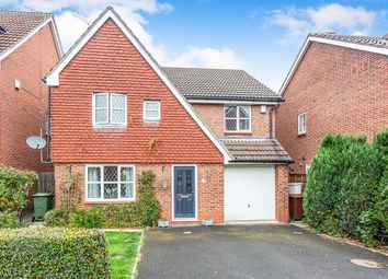 Thumbnail 4 bed detached house for sale in Royal Birkdale Way, Normanton