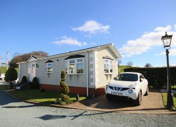 Thumbnail 2 bed mobile/park home for sale in The Rowe, Stableford, Newcastle-Under-Lyme