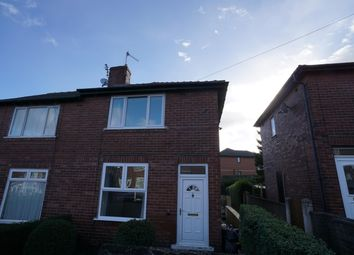 Thumbnail 2 bed end terrace house to rent in Sackville Road, Crookes, Sheffield