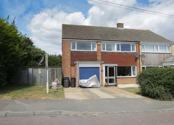 Thumbnail 5 bed semi-detached house for sale in Willow Waye, Eythorne, Dover