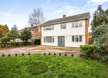 Thumbnail 4 bed detached house for sale in Oatlands Chase, Weybridge, Surrey