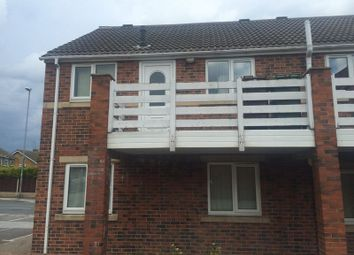 Thumbnail 2 bed flat to rent in Minsthorpe Lane, South Elmsall, Pontefract