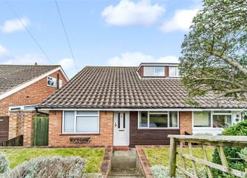 Thumbnail 3 bed semi-detached house for sale in Biddenden Way, Istead Rise, Gravesend, Kent