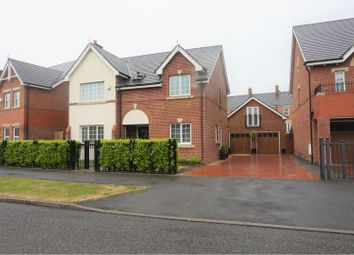 Thumbnail 4 bed detached house for sale in Carrwood Way, Preston