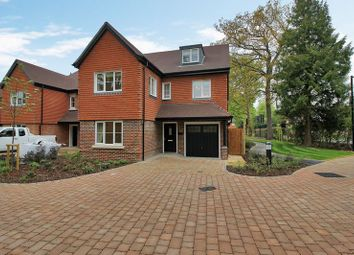 Thumbnail 4 bed detached house for sale in Turners Hill Road, Crawley Down, Crawley