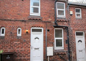 Thumbnail 2 bed terraced house to rent in Castle View, Pontefract