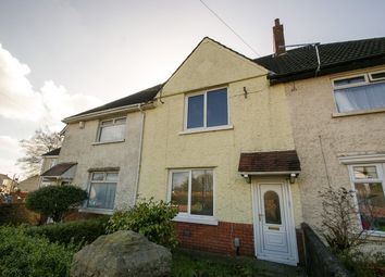 Thumbnail 2 bedroom terraced house for sale in Middle Road, Ravenhill, Swansea