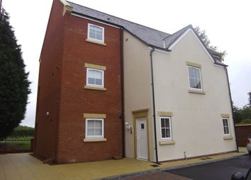 Thumbnail 2 bed flat to rent in Turner Square, Choppington Road, Morpeth