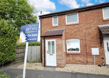 Thumbnail 2 bed end terrace house for sale in Windflower Road, Haydon Wick, Swindon
