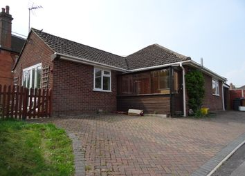 Thumbnail 2 bed detached bungalow to rent in Salisbury Road, Andover