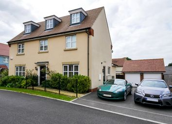 Thumbnail 5 bed detached house for sale in Azalea Way, Burgess Hill, West Sussex