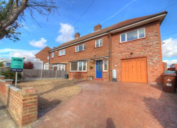 Thumbnail 4 bedroom semi-detached house for sale in Marks Square, Northfleet, Gravesend