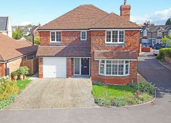 Thumbnail 4 bed detached house for sale in The Gorings, Horsham