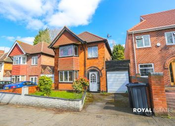 Thumbnail 3 bed detached house for sale in Wadhurst Road, Edgbaston