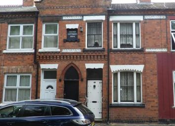 Thumbnail 2 bed terraced house for sale in Hughenden Drive, Leicester, Leicestershire