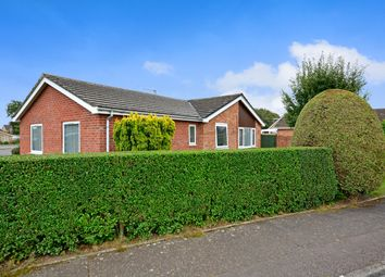 Thumbnail 4 bed detached bungalow for sale in Roydon, Diss