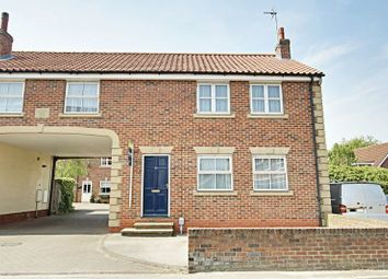 Thumbnail 3 bed end terrace house for sale in Market Hill, Hedon, Hull