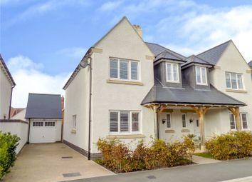 Thumbnail 4 bed semi-detached house for sale in Siddal Street, Tadpole Garden Village, Swindon, Wiltshire