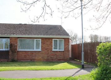 Thumbnail 2 bed semi-detached bungalow for sale in Burchs Close, Taunton, Somerset