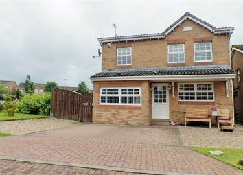Thumbnail 4 bed detached house for sale in Strathdon Place, Hairmyres, East Kilbride