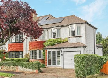 Thumbnail 4 bed semi-detached house for sale in Court Hill, Sanderstead, South Croydon