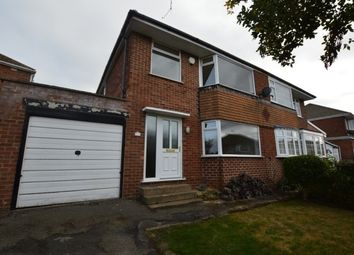Thumbnail 3 bed semi-detached house to rent in Salisbury Avenue, Dronfield