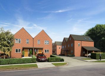 Thumbnail 4 bed detached house for sale in Millbrook, Hersey Road, Caistor