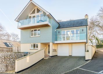 Thumbnail 4 bed detached house for sale in Stewart Court, Falmouth