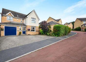 Thumbnail 4 bedroom detached house for sale in Calke Avenue, Huthwaite, Sutton-In-Ashfield, Notts