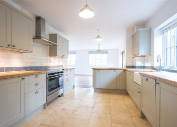 Thumbnail 4 bed detached house to rent in Main Street, West Ilsley, Newbury, Berkshire