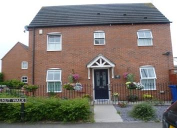 Thumbnail 3 bed property to rent in Walnut Walk, Lichfield
