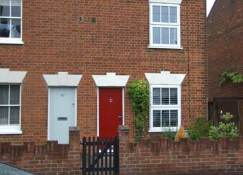 Thumbnail 2 bedroom end terrace house to rent in Bunyan Road, Hitchin