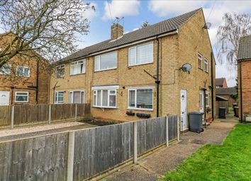 Thumbnail 2 bed flat for sale in Dellfield Avenue, Lincoln