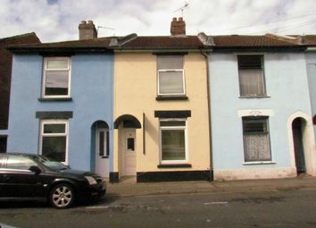 Thumbnail 4 bed terraced house to rent in Samuel Road, Portsmouth