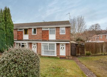 Thumbnail 3 bed end terrace house for sale in Rowan Walk, Crawley Down, Crawley