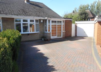 Thumbnail 3 bed semi-detached bungalow for sale in Marklin Avenue, Oxley, Wolverhampton