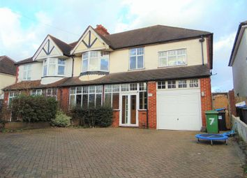 Thumbnail 4 bed semi-detached house to rent in Limpsfield Road, Warlingham