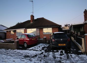 Thumbnail 3 bed bungalow to rent in Rutland Drive, Leicester