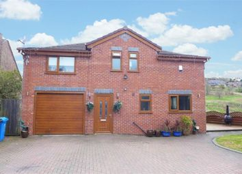 Thumbnail 4 bed detached house for sale in Ashlea Grove, Grotton, Oldham, Lancashire