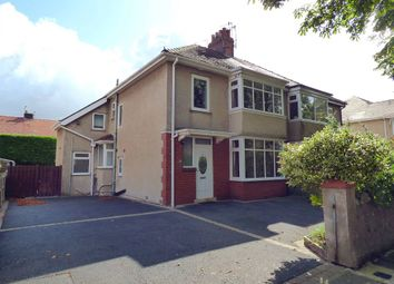 Thumbnail 3 bed semi-detached house to rent in Sunnyfield Avenue, Morecambe