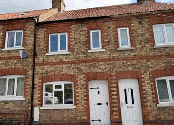 Thumbnail 3 bed terraced house for sale in Wentworth Street, Malton