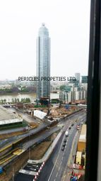 Thumbnail 1 bed flat to rent in Sky Gardens, Nine Elms, Vauxhall, London