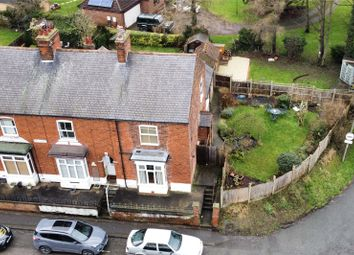 Thumbnail 2 bed terraced house for sale in May Villas, Wold Road, Barrow-Upon-Humber