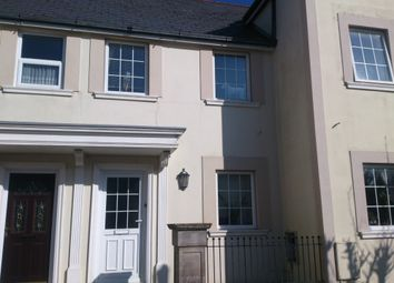 Thumbnail 2 bed terraced house to rent in Cadogan Close, Johnston, Haverfordwest