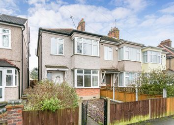 Thumbnail 3 bed terraced house to rent in Cranham Road, Hornchurch