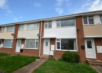 Thumbnail 3 bed terraced house to rent in Bilbie Close, Cullompton